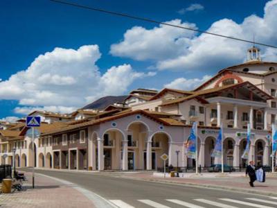 Отель Gorki Plaza