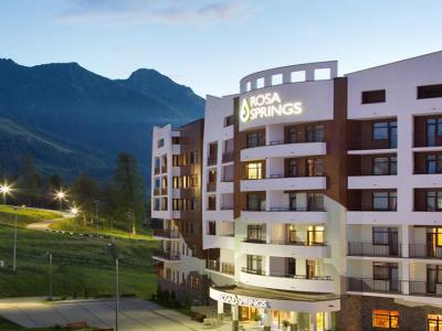 Санаторий Rosa Springs 4 Бальнео-отель