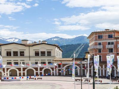 Отель Gorki Grand